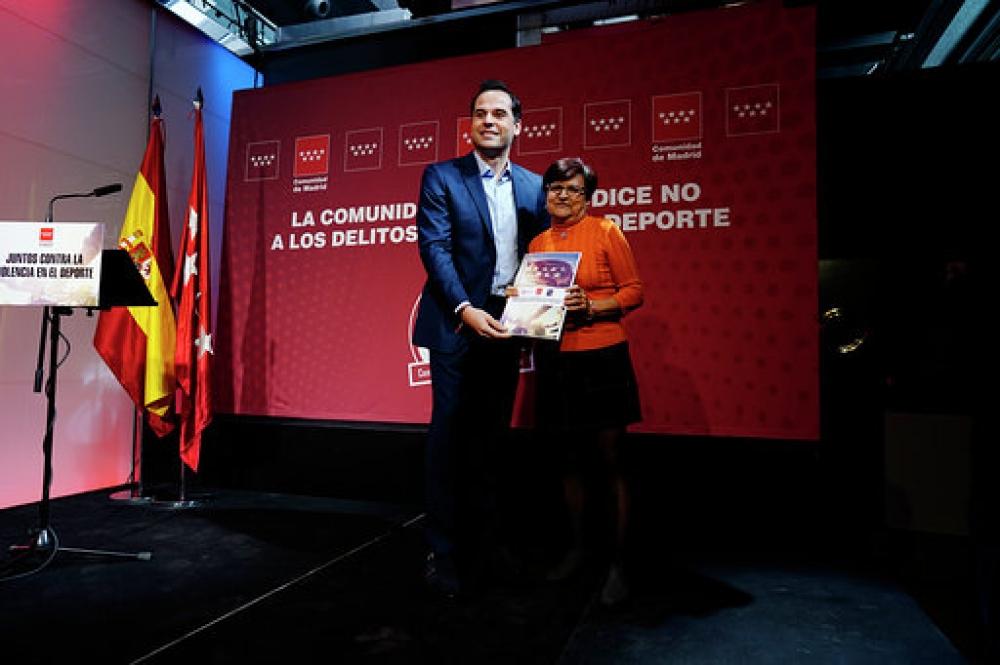Se firma por parte de las Federaciones Madrileñas